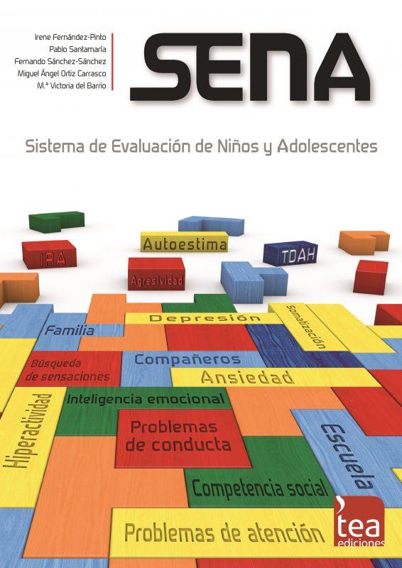SENA. Sistema de Evaluación de Niños y Adolescentes image