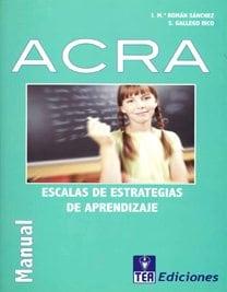 ACRA. Estrategias de Aprendizaje image