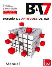 BAT-7. Batería de Aptitudes de TEA image