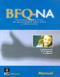 BFQ-NA. Cuestionario «Big Five» de Personalidad para Niños y Adolescentes image