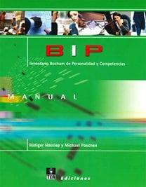 Aplicación online BIP – Inventario Bochum de Personalidad y Competencias image