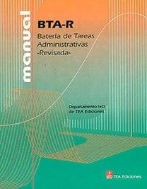 BTA-R. Batería de Tareas Administrativas-Revisada image