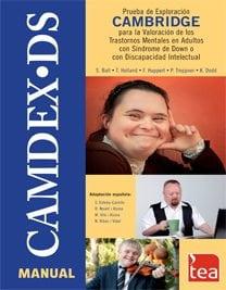 CAMDEX-DS. Prueba de Exploración Cambridge para la Valoración de los Trastornos Mentales en Adultos con Síndrome de Down o con Discapacidad Intelectual image