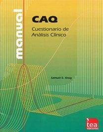 CAQ. Cuestionario se Análisis Clínico image