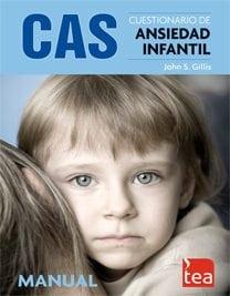 CAS. Cuestionario de Ansiedad Infantil image