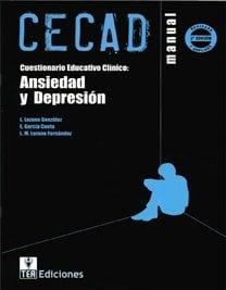 CECAD. Cuestionario Educativo-Clínico: Ansiedad y Depresión image