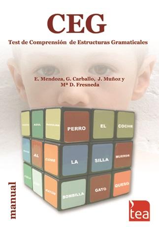 CEG. Test de Comprensión de Estructuras Gramaticales image