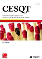 CESQT. Cuestionario para la Evaluación del Síndrome de Quemarse por el Trabajo image