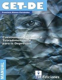 CET-DE. Cuestionario Estructural Tetradimensional para la Depresión image