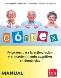 CÓRTEX. Programa para la Estimulación y el Mantenimiento Cognitivo en Demencias image