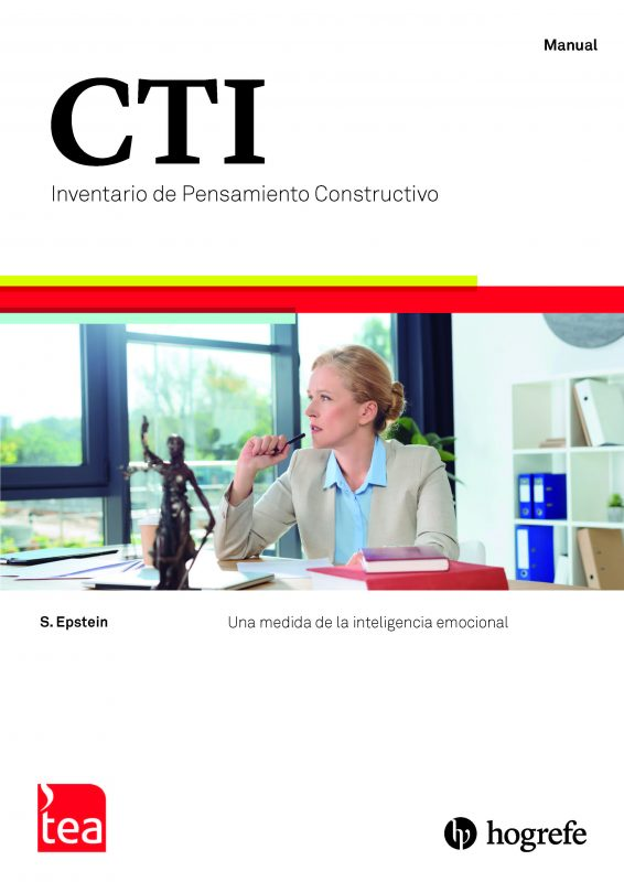 CTI. Inventario de Pensamiento Constructivo (Evaluación de la Inteligencia Emocional) image