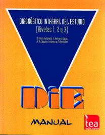 DIE (1, 2 y 3). Diagnóstico Integral del Estudio image