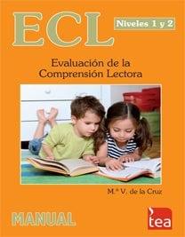 ECL-1 y 2. Evaluación de la Comprensión Lectora image