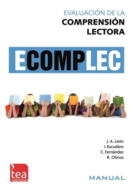 ECOMPLEC. Evaluación de la Comprensión Lectora image