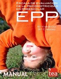 EPP. Escala de Evaluación de la Psicomotricidad en Preescolar image