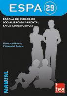 ESPA29. Escala de Socialización Parental en la Adolescencia image