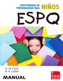 ESPQ. Cuestionario Factorial de Personalidad image