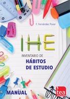 IHE. Inventario de Hábitos de Estudio image
