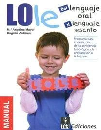 LOLE. Del Lenguaje Oral al Lenguaje Escrito image