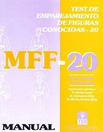 MFF-20. Test de Emparejamiento de Figuras Conocidas image