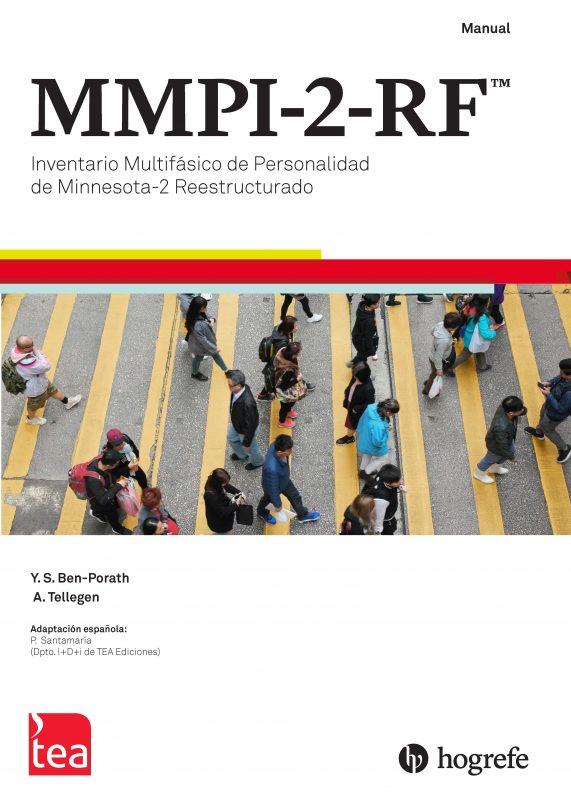 MMPI-2-RF. Inventario Multifásico de Personalidad de Minnesota-2 Reestructurado image