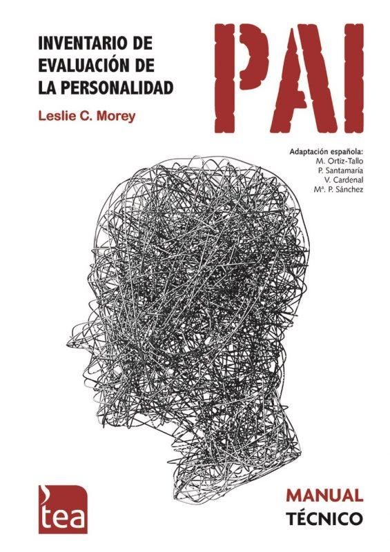 PAI. Inventario de Evaluación de la Personalidad image