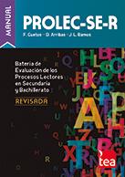 PROLEC-SE-R. Batería para la Evaluación de los Procesos Lectores en Secundaria y Bachillerato – Revisada. image