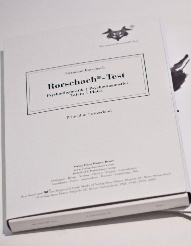 TEST DE RORSCHACH, Set de 10 láminas image