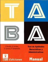 TABA. Test de Aptitudes Burocráticas y Administrativas image