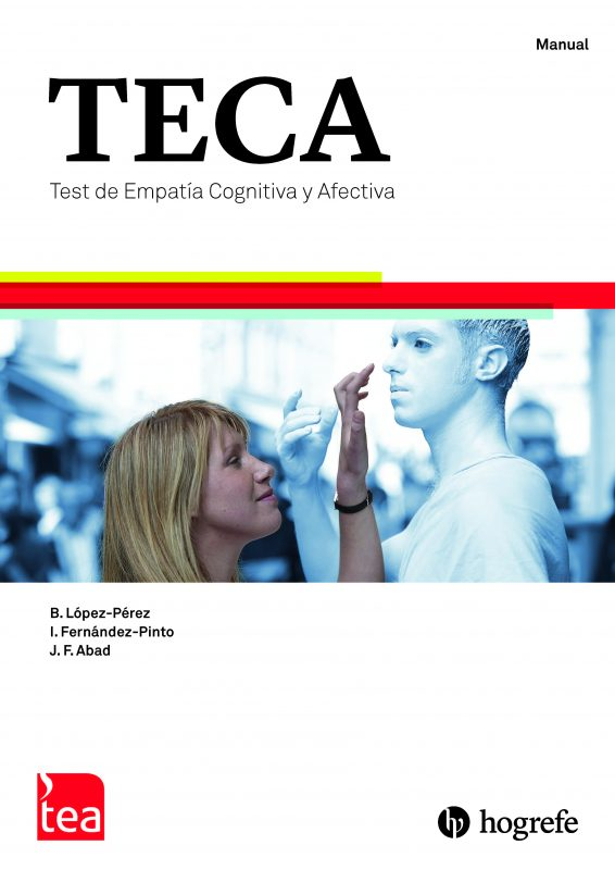 TECA. Test de Empatía Cognitiva y Afectiva image
