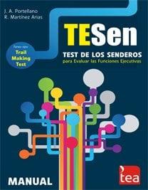 TESEN. Test de los Senderos para la Evaluación de las Funciones Ejecutivas image