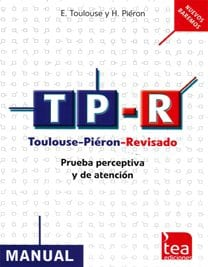 TP-R. Toulouse Pieron image