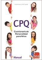 CPQ. Cuestionario de Personalidad para Niños image