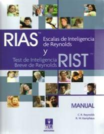 RIAS. Escalas de Inteligencia de Reynolds image