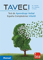 TAVECI. Test de Aprendizaje Verbal España-Complutense Infantil image