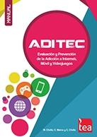 ADITEC. Evaluación y Prevención de la Adicción a Internet, Móvil y Videojuegos image
