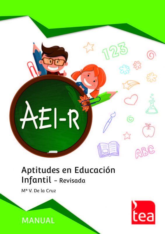 AEI-R. Aptitudes en Educación Infantil – Revisado image