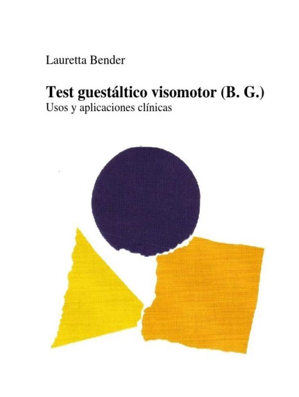 BENDER. Test Guestáltico Visomotor image