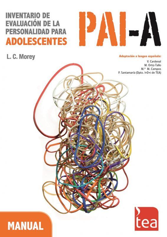PAI-A. Inventario de Evaluación de la Personalidad para Adolescentes image
