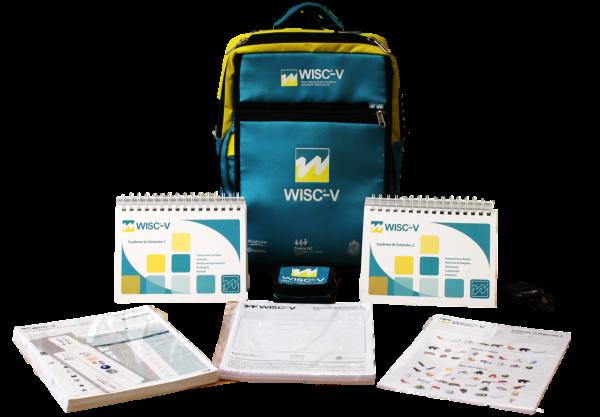 WISC V - Escala Wechsler de inteligencia para niños de 6 a 16 años image