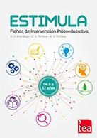 ESTIMULA. Fichas de Intervención Psicoeducativa de 6 a 12 años. image