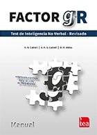 Factor g-R. Test de Inteligencia No Verbal – Revisado image