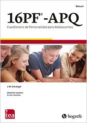 16 PF-APQ Cuestionario de Personalidad para Adolescentes image