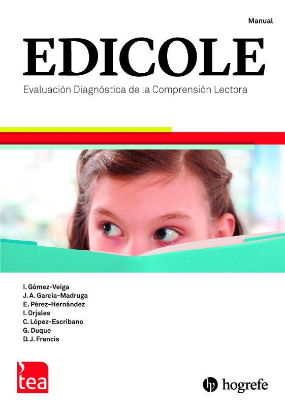 EDICOLE. Evaluación Diagnóstica de la Comprensión Lectora image