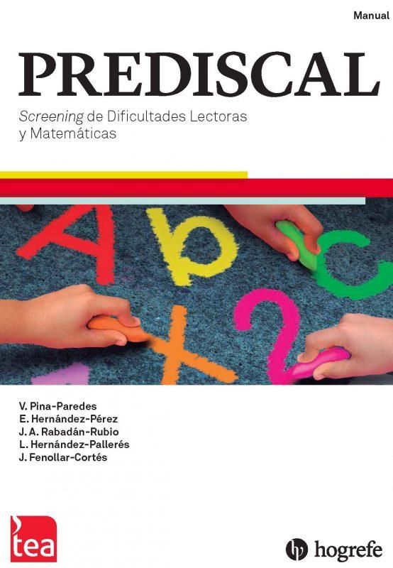 PREDISCAL. Screening de Dificultades Lectoras y Matemáticas image